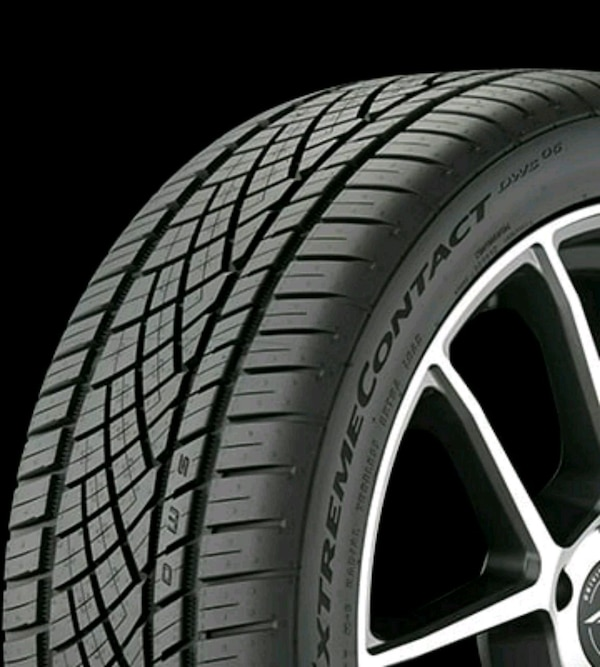 New tires for sale any size