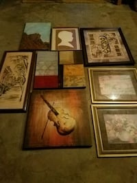 WALL ART, ARTWORK, AND FRAMES 26 mi