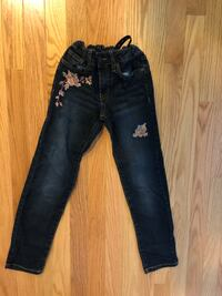 Girls Embroidered Jeans  East Bridgewater, 02333