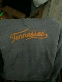 gray Tennessee Volunteers-printed shirt Newport, 37821