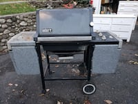 black and gray gas grill Centerport, 11721