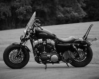 black and gray cruiser motorcycle Ashburn