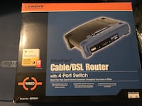 Linksys Cable/DSL Router McLean, 22102