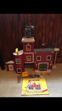 Imaginext Firehouse McLean, 22101