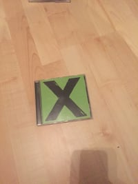 Ed Sheeran CD til salgs  5934 km