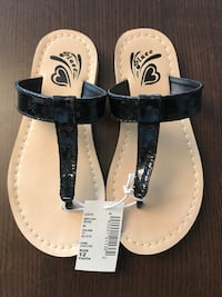 Girls sandals size 12 Coachella, 92236