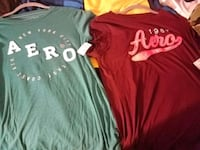 Aeropastle t-shirts 2 for $30 Montgomery Village, 20886