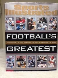 Sports Illustrated Football's Greatest  Bothell, 98021