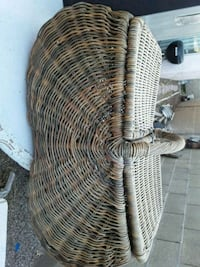 Picnic basket hand made