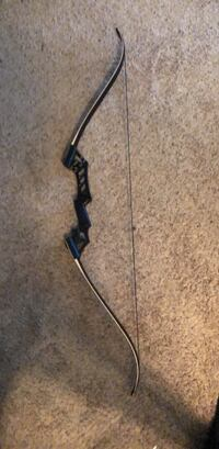 50 pound recurve bow