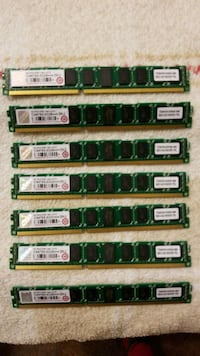 Transcend 8GB-DDR3 1600 RAM sticks
