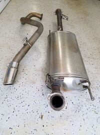 Almost New 4Runner Exhaust System