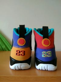 Limited edition Retro 9's  Edmonton, T6K 1V5