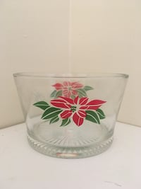 Indiana Glass Co. Party Bowl Bloomington, 47408