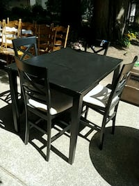 Dining table, 4 chairs Tigard, 97224