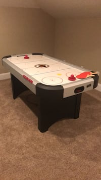 Air Hockey Ping Pong Combo Game Table