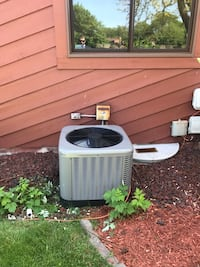 Air conditioner service installation Roselle, 60172