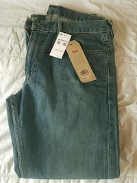 Levi's 559's Relaxed Straight jeans (NEW) 33x30