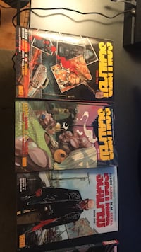 Scalped Book 1-3 Centreville, 20120