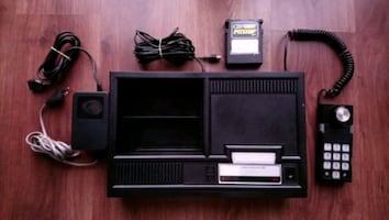 Colecovision Oyun Konsolu CBS Video Game Home Computer