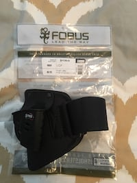Fobus Ruger LCP .380 ankle holster Bonaire, 31005