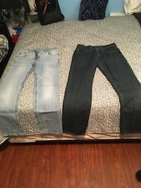 2 Levi pants for $20 Alexandria, 22303