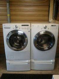 LG Combo Washer and Dryer Del Valle, 78617