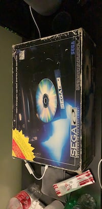 SEGA CD Model 1 in original box from 1992 Fairfax, 22030