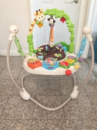 Fisher price animal jumperoo Richmond, V6X 3G6