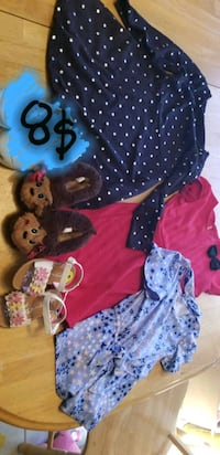 3t & 4t dresses with size 5 shoes  Hudson, 34667