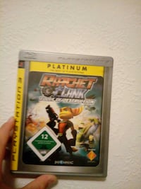 Ratchet Clank PS3 Hülle