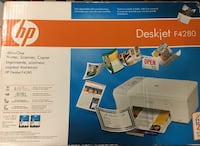 HP All in One Deskjet Printer (new in box including ink cartridges)  Newmarket, L3Y