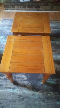 Two coffee table or lamp table or side tables Clarksburg, 20871