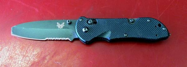 Benchmade Triage 916 Knife