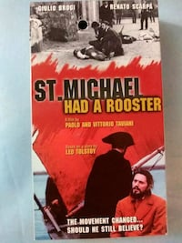 St. Michael had a Rooster vhs Glen Burnie