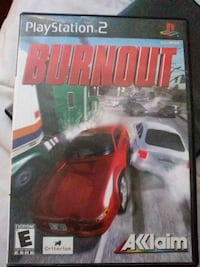 Burnout for playstation Omaha, 68138