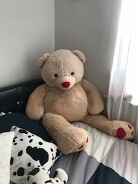 Cute teddy bear, totally brand new Toronto, M2J