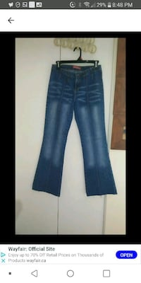 Woman jeans Med