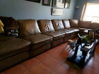 7 PC sectional  Miami Lakes