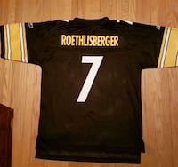 Pittsburgh Steelers Roethlisberger NFL Jersey   Barrie, L4M