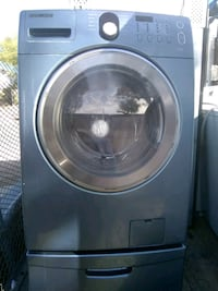 gray Samsung front-load washer Tucson, 85710