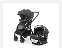 Stroller and seat combination