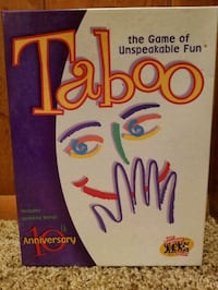 Taboo Game Milwaukee, 53225