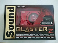 Creative Sounds Blaster Z  Frederick, 21703
