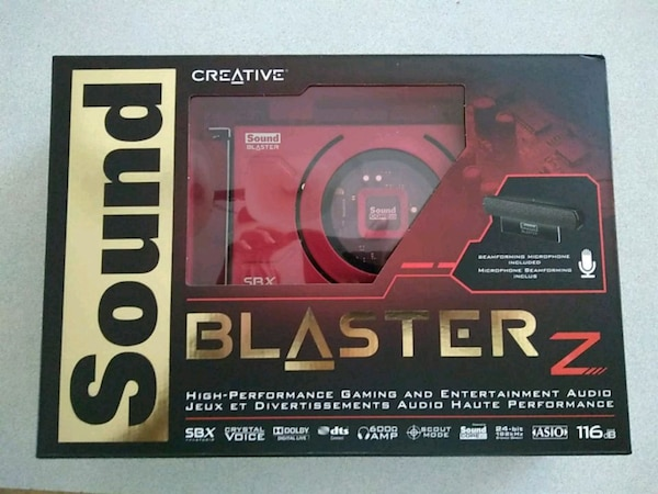 Creative Sounds Blaster Z