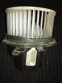 Used 2013 Mercedes-Benz C300 heater blower motor Edmonton, T5L 1B1