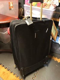 "Chaps suitcase 20""x28"" Springfield, 22150"