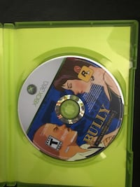 Bully xbox 360 Winnipeg, R2W 1P3