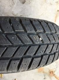 4 hankook snow tires Barrie, L4N 9N7