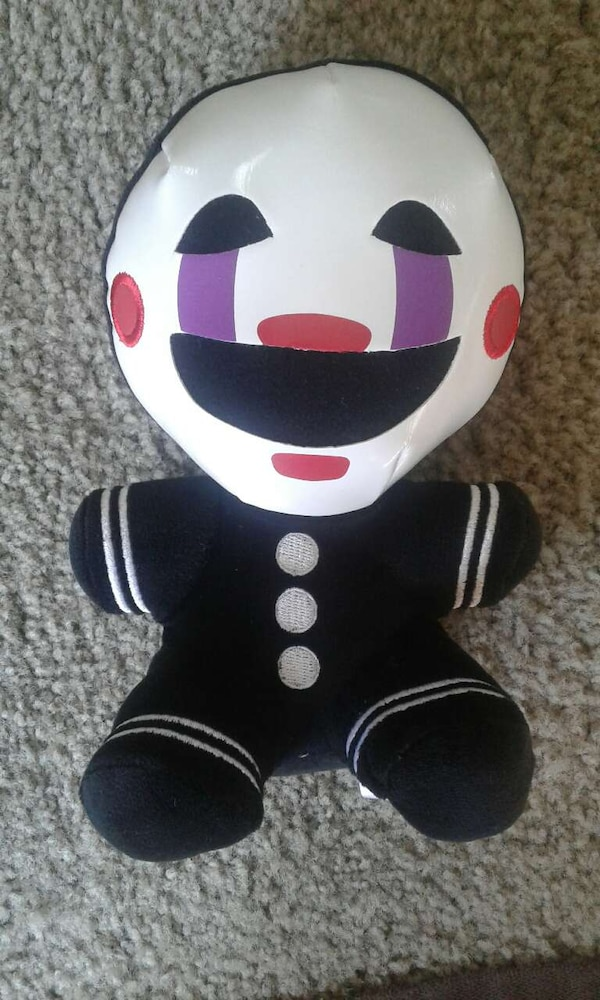 Used Brand new FNAF puppet master 9